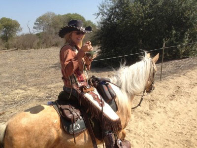 American Competitive Trail Horse Association (ACTHA) - Jody Childs - Regional Manager