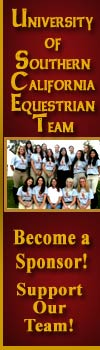 University of Southern California Equestrian Team ~ 6th Annual Fundraiser - March 24, 2012