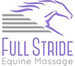 Full Stride Equine Massage and P.E.M.F. Therapy ~ Hilary Ayres offers a mobile equine bodywork practice serving Riverside, San Bernardino and Orange County.